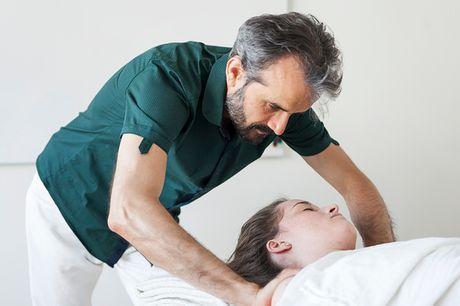 55 min. dybdegående massage. Få total afslapning, og slip for spændinger, hovedpine mm.
