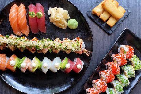 Bestseller: 36 eller 44 styk sushi Midt på Østerbrogade i København finder du Z-Sushi, der leverer høj kvalitet og den bedste sushi gang efter gang. I køkkenet finder du tidligere Sticks'n'Sushi-kokke, som laver den bedste sushi. For kun det bedste er god