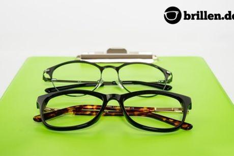 Einstärken-Brille/Sonnenbrille ab 29 € oder Gleitsicht-Brille/Sonnenbrille ab 59 € Zuzahlung in 83 brillen.de Fillialen