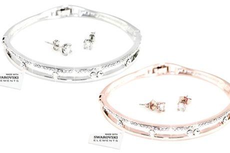 Set de joyas con cristales Swarovski®