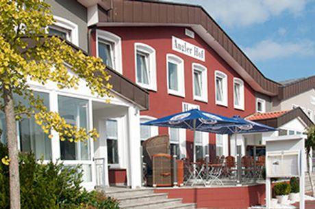 ANGLER HOF LANDGASTHOTEL nær Flensborg - 2 nt. med middag og morgenmad. Gyldig til 31. marts 2021.