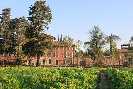 Château Saint Roux - 100% remboursable, À 50 minutes de Saint-Tropez, Provence-Alpes-Côte-d'Azur - save 55%