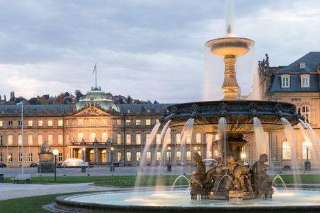 Outlet-Shopping & Besuch im Porsche-Museum - Kostenfrei stornierbar, Holiday Inn Stuttgart, Baden-Württemberg, Deutschland - save 40%