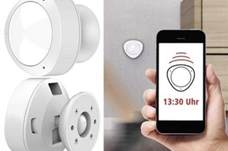 Sensor de Movimento WiFi com ligação para o seu Smartphone via APP por 34€. PORTES INCLUÍDOS.