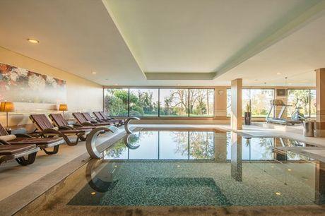 Circuito de Águas + Massagem Relax Localizada (30min) no Satsanga Spa Collection Palácio dos Arcos para 1 ou 2 pessoas desde 39,90€