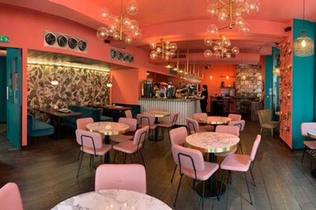 One Cocktail with Three Small Bites or Plates for Up to Four People at Rumours Mayfair