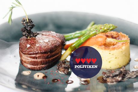 Spar 33% i aften: Nyd smagssikre retter i Wining & Dinings stemningsfulde, franske madkælder
