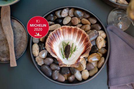 Spar 33% i aften: 'Affordable luxury' på Restaurant Meille. 4 stjerner i AOK.