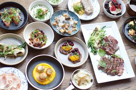 Spar 33% i aften: Gå ombord i hyggelige Jægergårdsgade på Mellemrums søsterrestaurant.