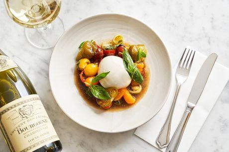 Spar 33% i aften: Internationalt køkken med nordisk elegance på The Modern.
