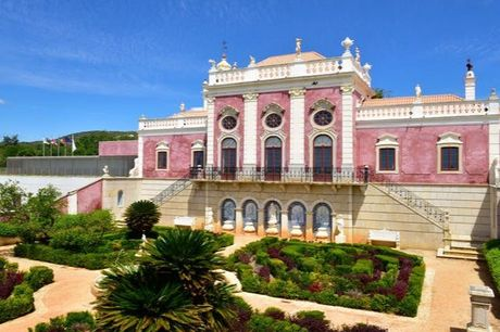 Historischer Palast an der Algarve - Kostenfrei stornierbar, Pousada Palácio Estoi, Faro, Algarve, Portugal - save 50%