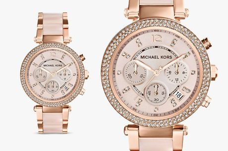 £99 instead of £270 for a women's Michael Kors chronograph watch from Best Watch Company - save 65%