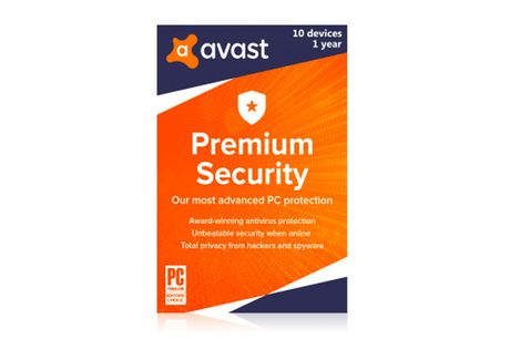 £9.99 for one-year subscription to Avast internet security software for Windows, Mac and Android or £18.99 for a two-year subscription from Download Buyer!