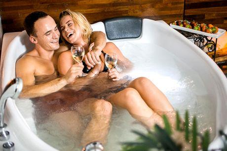 2,5 times spa-tur for 2. Vælg ml. 6 Spa-oplevelser hos Exuviance Spa & Wellness