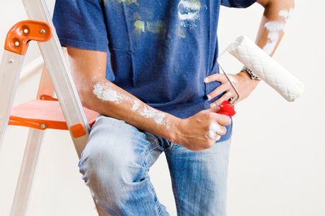 Professionelt malerarbejde. Giv dit hjem en makeover - uden at røre en finger