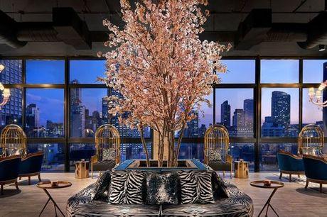 Stati Uniti New York - Hotel Hendricks a partire da € 195,00. Stile industrial chic con rooftop su Midtown Manhattan