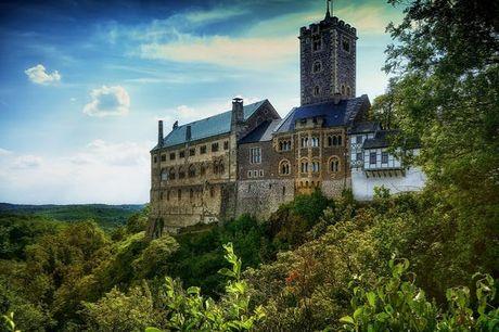 Märchenhafte Kulturreise durch Deutschland - Kostenfrei stornierbar, Marburg, Kassel, Eisenach, Leipzig, Dresden - save 20%
