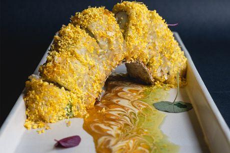 Spar 33% i aften: Sushi i verdensklasse hos Damindra. 5 hjerter i Politiken.