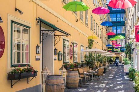 Austria Vienna - Mercure Grand Hotel Wien Biedermeier 4* a partire da € 99,00. Soggiorno in un'autentica galleria dallo stile antico in centro