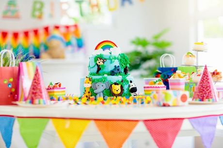 £7 (from Trendimi) for an accredited kids' party planning course