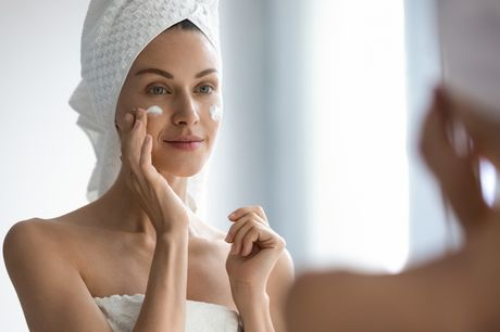 £12 (from International Open Academy) for an accredited skin care routines and treatments course