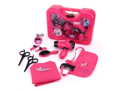 £9.99 instead of £29.99 for a kid's toy hair salon set from YellowGoods - save 67%