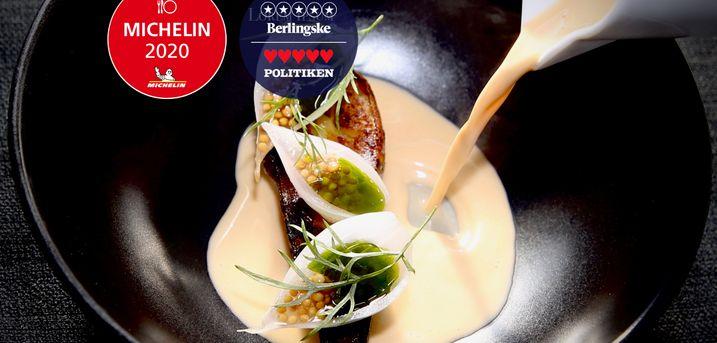 Spar 33% i aften: Smagen af Michelin-anbefalet gourmetspise hos Rebel.