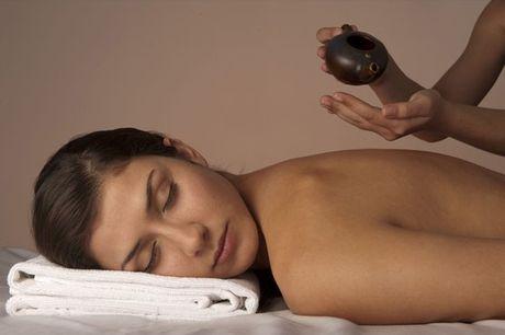 Massagem Relax Localizada (30min) no Satsanga Wellness Cascais para 1 ou 2 pessoas desde 39,90€
