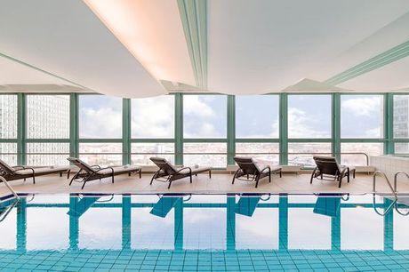 Repubblica Ceca Praga - Hotel Panorama Prague 4* a partire da € 31,00. Elegante 4* con piscina e vista panoramica sulla città