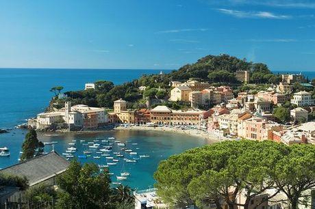 Italia Sestri Levante - Hotel Vis à Vis 4* a partire da € 160,00. 4* in pieno centro con vista panoramica sulle due Baie