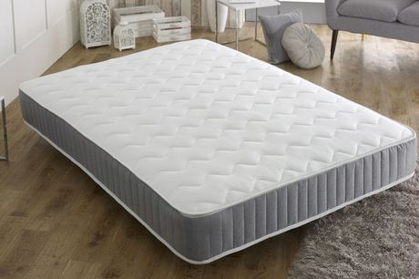 From £79 for a single, small double or double (£89) or king (£109) Cool-Blue Memory Foam Mattress from Mattress Haven - save up to 74%