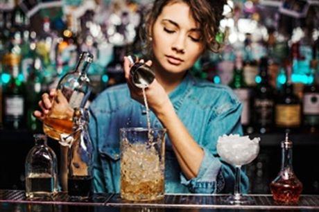 Curso Online de BARMAN e BARISTA por 32.50€ com Certificado da iLabora. Para os Amantes de Cocktails e Café!