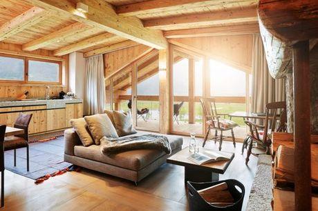 Austria Tirolo - ZillerLodge a partire da € 288,00. Relax in lodge di lusso con spa nel cuore della Zillertal