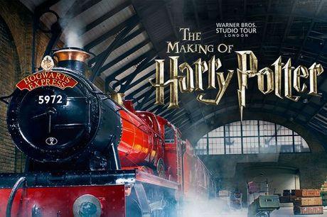 Regno Unito Londra - Doubletree By Hilton London Kings Cross 4* + Tour magico nel mondo di Harry.... Un tour magico nel mondo di Harry Potter al cuore di Londra