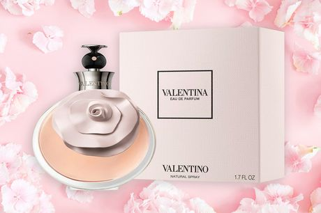 £39 instead of £59.01 for a 50ml bottle of Valentino Valentina EDP, £46 for a 80ml bottle - save up to 34%