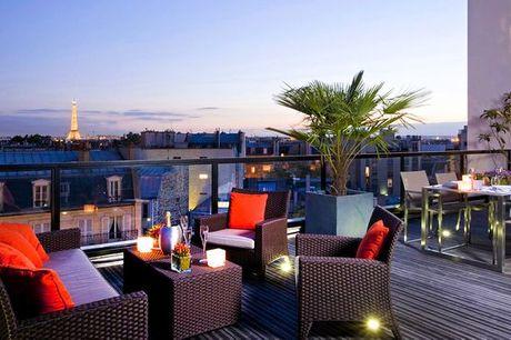 Francia Parigi - Edmond Hotel 4* a partire da € 62,00. Suggestivo boutique hotel 4* vicino al Parc Monceau