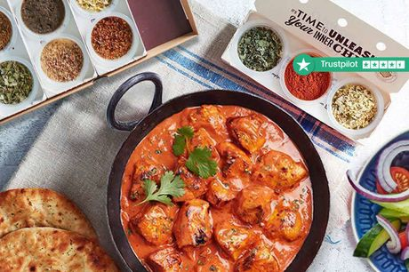 £1 instead of £3 for a trial recipe box from SimplyCook - get four recipes, four recipe kits and save 67%