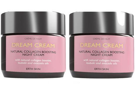 2x Erth Skin Dream Cream Nachtcrème