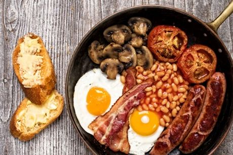Breakfast with Drink for Up to Four at Olde Castle Hotel (Up to 44% Off)