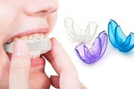 Protector y corrector bucal de silicona con envío gratuito