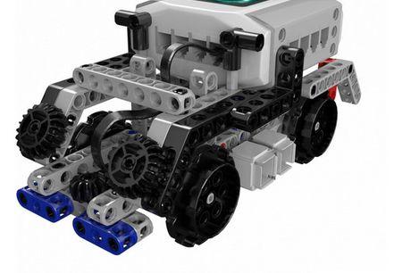 Abilix Krypton 4 Robot Bouwpakket