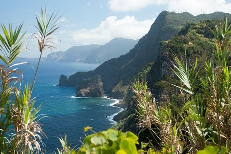 Vielseitige Inselausflüge auf Madeira - Kostenfrei stornierbar, Golden Residence Hotel, Funchal, Madeira, Portugal - save 15%