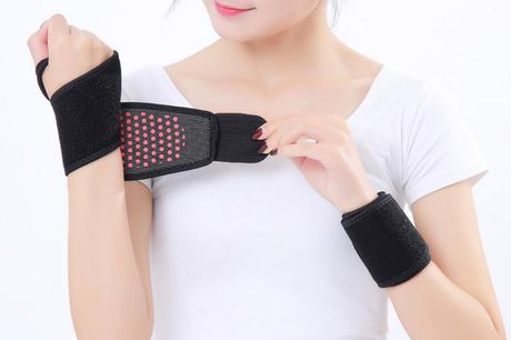 £3.99 for one self-heating therapy wrist support or £5.99 for two wrist supports from TopGoodChain
