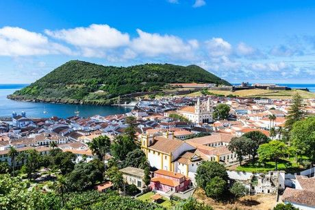 Maritimes Flair auf der Azoren-Insel Terceira - Kostenfrei stornierbar, Hotel Cruzeiro, Angra do Heroísmo, Terceira, Azoren, Portugal - save 49%