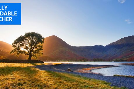 £89 -- 2-night Cumbria stay with breakfast, save 50%