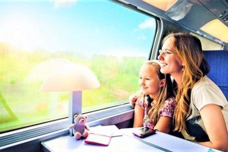 Capitali Italiane: 1 o 2 notti con colazione + biglietto treno alta velocità A/R - Prezzo a persona