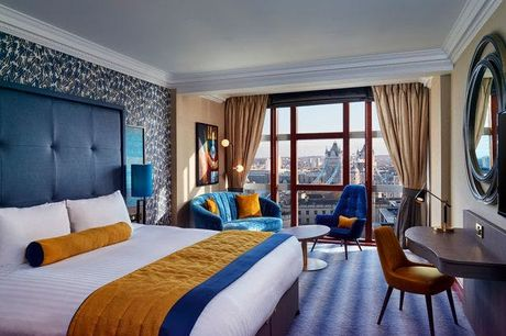 Leonardo Royal London City - 100% rimborsabile, Londra - save 47%. undefined