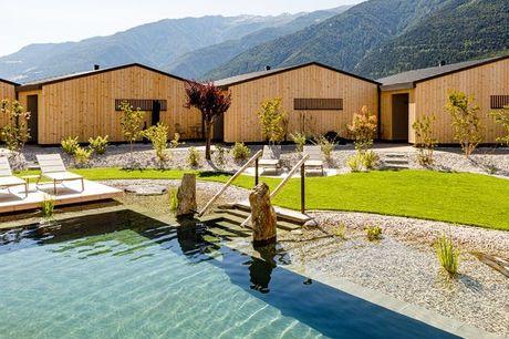 Edle Chalets in Südtirol mit Whirlpool & Sauna - Kostenfrei stornierbar, Amolaris Private Garden Chalets & Residence, Goldrain, Südtirol, Italien - save 22%