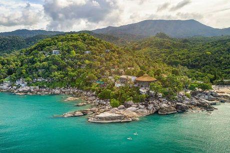 Tropisches Inselresort in Thailand - Kostenfrei stornierbar, Panviman Resort, Ko Phangan, Thailand