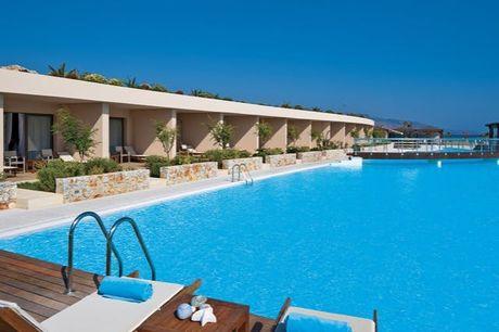 Resort-Auszeit an der Nordküste Kretas - Kostenfrei stornierbar, Giannoulis Cavo Spada Luxury Sports & Leisure Resort & Spa, Kolymvari, Kreta, Griechenland - save 28%